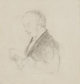 Benjamin Jowett, by Sydney Prior Hall - NPG 2389