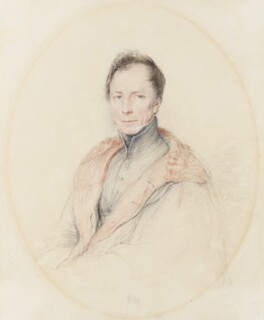 Henry Kater, by George Richmond - NPG 2165