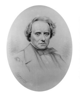 Charles John Kean, by E. Goodwyn Lewis - NPG 1307