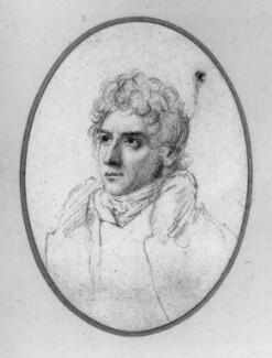 Edmund Kean, by Samuel Cousins - NPG 1829