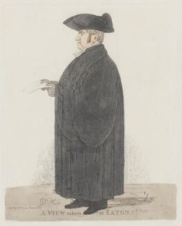 John Keate, by Richard Dighton - NPG 1116