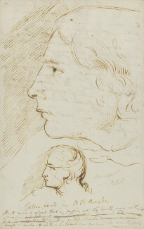 John Keats, by Benjamin Robert Haydon, 1816 - NPG  - © National Portrait Gallery, London