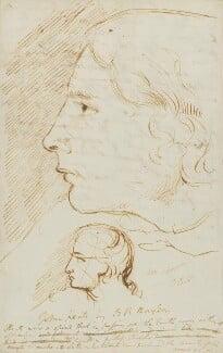 John Keats, by Benjamin Robert Haydon, 1816 - NPG 3251 - © National Portrait Gallery, London