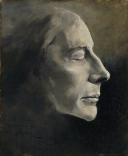 John Keats, by T. Sampson, after  Benjamin Robert Haydon - NPG 686a