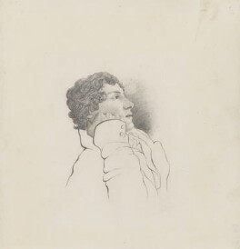 John Keats, by Charles Armitage Brown, 1819 - NPG  - © National Portrait Gallery, London