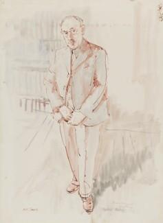 David Keilin, by Hubert Andrew Freeth - NPG 4811