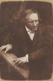 Alexander Keith, by David Octavius Hill, and  Robert Adamson - NPG P6(12)
