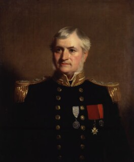 Sir Henry Kellett, by Stephen Pearce - NPG 1222