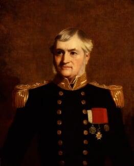 Sir Henry Kellett, replica by Stephen Pearce, 1850-1886 - NPG 915 - © National Portrait Gallery, London