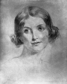 Frances Maria Kelly, by Thomas Uwins - NPG 1791