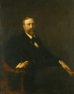 James Fitzmaurice-Kelly, by Sir John Lavery - NPG 2018