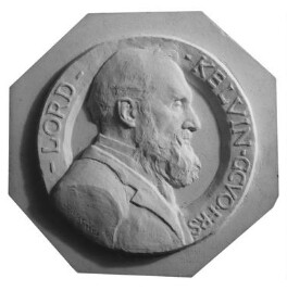 William Thomson, Baron Kelvin, by Margaret May Giles (Mrs Jenkin), circa 1890s-1907 - NPG 1896a - Photograph © National Portrait Gallery, London