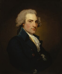 John Philip Kemble, by Gilbert Stuart - NPG 49