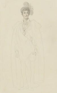 John Philip Kemble, attributed to Sir Thomas Lawrence, circa 1800 - NPG 2616 - © National Portrait Gallery, London