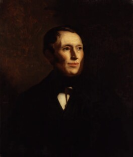 William Kennedy, by Stephen Pearce, 1853 - NPG 1225 - © National Portrait Gallery, London