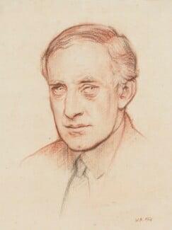 (Edward) Hilton Young, 1st Baron Kennet, by William Rothenstein - NPG 4800