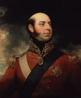 Prince Edward, Duke of Kent and Strathearn, by Sir William Beechey, 1818 - NPG 647 - © National Portrait Gallery, London