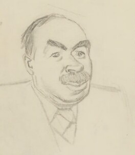 John Maynard Keynes, Baron Keynes, by Sir David Low - NPG 4529(189)