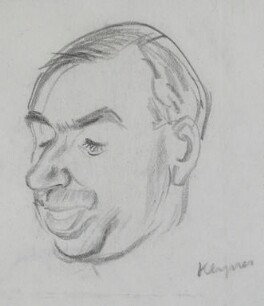 John Maynard Keynes, Baron Keynes, by Sir David Low - NPG 4529(191)