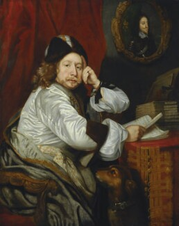 Thomas Killigrew, by William Sheppard, 1650 - NPG  - © National Portrait Gallery, London