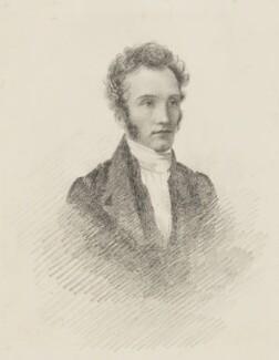 David King, by Elizabeth King (née Thomson) - NPG 1708(g)