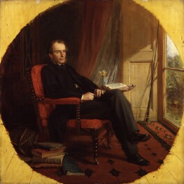 Charles Kingsley, by Lowes Cato Dickinson, 1862 - NPG 2525 - © National Portrait Gallery, London