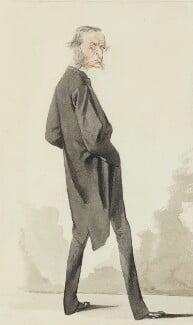 Charles Kingsley, by Adriano Cecioni - NPG 1939