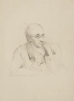 William Kitchiner, by William Brockedon - NPG 2515(14)