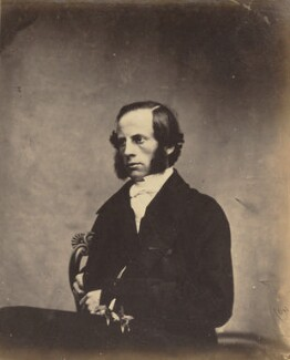 George William Kitchin, by Lewis Carroll - NPG P7(14)