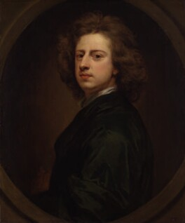 Sir Godfrey Kneller, Bt, by Sir Godfrey Kneller, Bt - NPG 3794