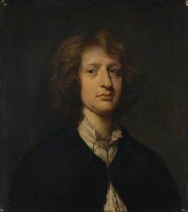 Unknown man, formerly known as Sir Godfrey Kneller, Bt, by Unknown artist, circa 1700 - NPG 1365 - © National Portrait Gallery, London