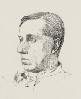 Ronald Arbuthnott Knox, by Powys Evans - NPG 4403