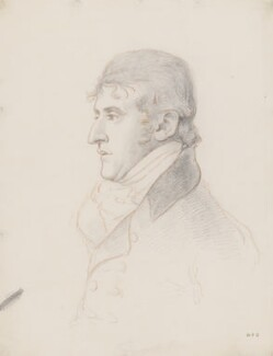 William Knyvett, by William Daniell, after  George Dance - NPG 3089(10)