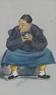 Kuo Sung-tao, by Sir Leslie Ward - NPG 4707(14)