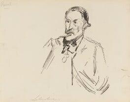 Henry du Pré Labouchère, by Sydney Prior Hall, 1888-1889 - NPG 2283 - © National Portrait Gallery, London