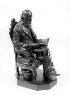 Sir James Philip Lacaita, by Georgio Matarrese, 1894 - NPG 5272 - © National Portrait Gallery, London