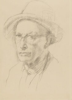 Henry Lamb, by Henry Lamb, circa 1950 - NPG 4257 - © National Portrait Gallery, London