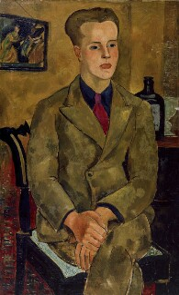 Constant Lambert, by Christopher Wood, 1926 - NPG 4443 - © National Portrait Gallery, London