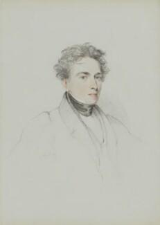 John Lander, by William Brockedon - NPG 2515(64)