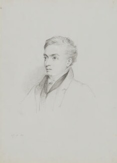 Richard Lemon Lander, by William Brockedon - NPG 2515(47)