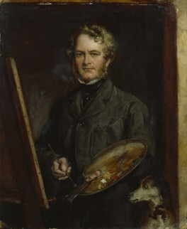 Edwin Landseer, by Sir Francis Grant, circa 1852 -NPG 1018 - © National Portrait Gallery, London