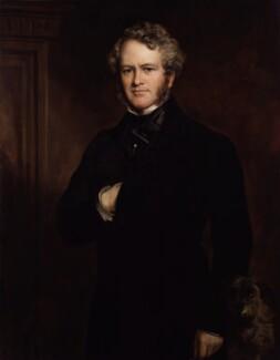 Edwin Landseer, by Sir Francis Grant - NPG 834