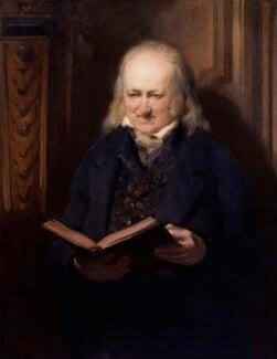John George Landseer, by Edwin Landseer - NPG 1843