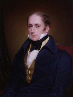 Henry Bickersteth, 1st Baron Langdale, by Henry Collen, 1829 - NPG 1773 - © National Portrait Gallery, London