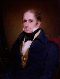 Henry Bickersteth, 1st Baron Langdale, by Henry Collen, 1829 - NPG 1773 - © National Portrait Gallery, London