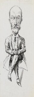 Henry Charles Keith Petty-Fitzmaurice, 5th Marquess of Lansdowne, by Harry Furniss - NPG 3590