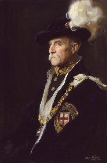 Henry Charles Keith Petty-Fitzmaurice, 5th Marquess of Lansdowne, by Philip Alexius de László - NPG 2180