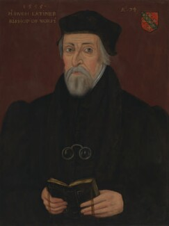 Hugh Latimer, by Unknown artist - NPG 295