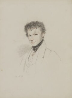 Charles Joseph Latrobe, by William Brockedon - NPG 2515(45)