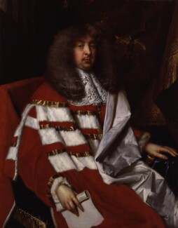 John Maitland, Duke of Lauderdale, by Jacob Huysmans - NPG 2084